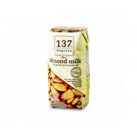 Миндальное молоко без сахара 137 Degrees (Thai style)