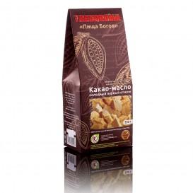 "Какао-масло первого холодного отжима Колумбия 100 г (Theobroma ""Пища богов"")"