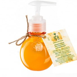 Жидкое мыло «Кастильское» для умывания 150 мл (Яга)